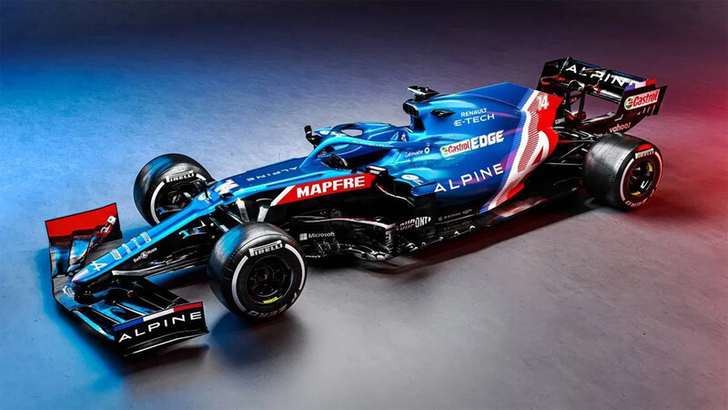 F1 2021 Alpine A521-Renault: El arma del regreso de Fernando Alonso