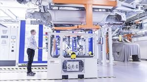 Audi usará la impresión 3D en sus plantas