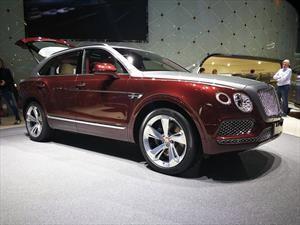 Bentley Bentayga Plug-In Hybrid, el primer híbrido de la marca