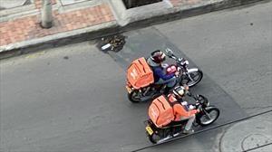 Tips para que los domiciliarios en moto se protejan del coronavirus