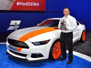 Ford Mustang es nombrado Hottest Car del SEMA 2015