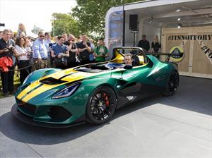 Lotus 3-Eleven, el más potente de la historia