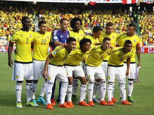 Chevrolet, con la camiseta puesta para apoyar a la Selección
