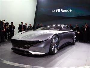 Hyundai 'Le Fil Rouge' Vision Concept, alegría para los ojos