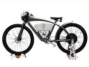 Bicicleta eléctrica de Icon
