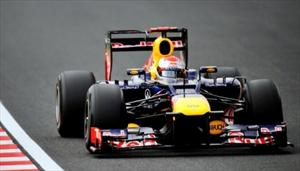 F1: Sebastian Vettel ganó el GP de la India
