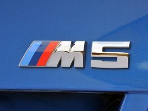 La nueva generación del BMW M5 llegaría hasta los 600 hp