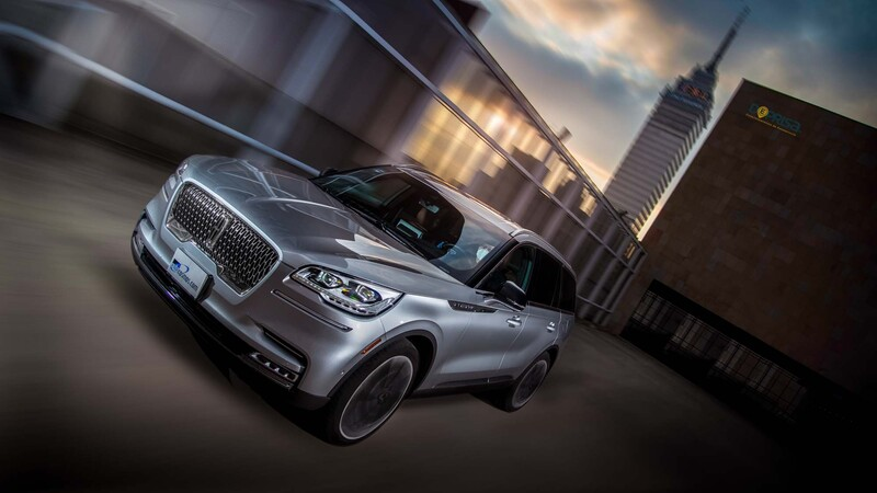 Manejamos la Lincoln Aviator 2020