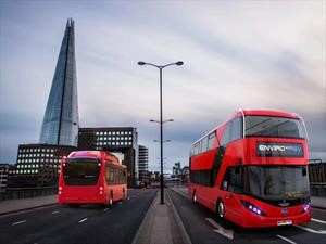 BYD ADL Enviro400EV, el Double Decker eléctrico que conquistará Londres