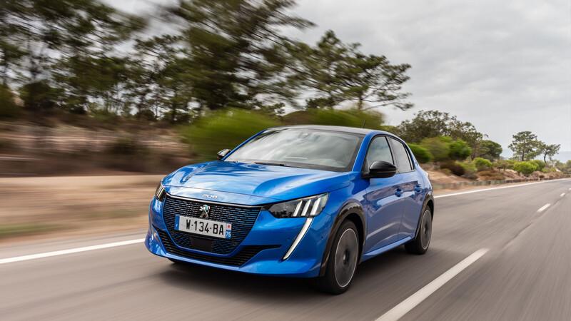 Peugeot e-208 es elegido cómo el mejor eléctrico compacto del Reino Unido