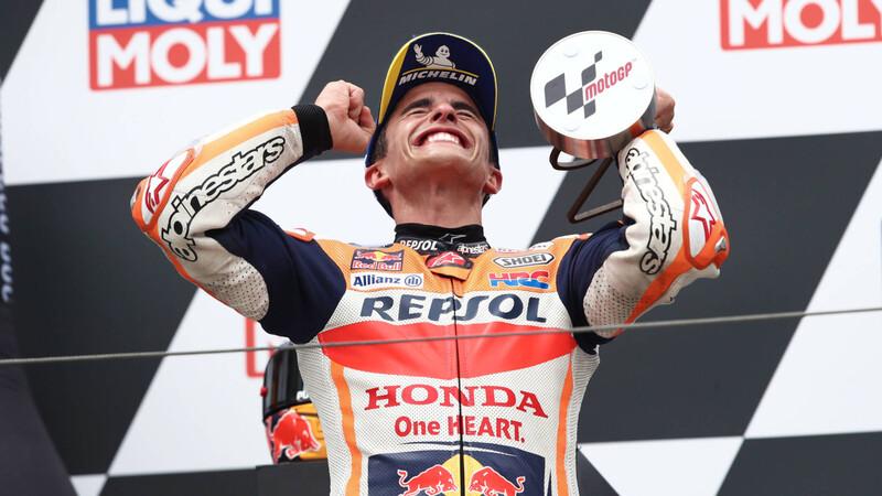 MotoGP 2021: Marc Márquez vuelve en gloria y majestad