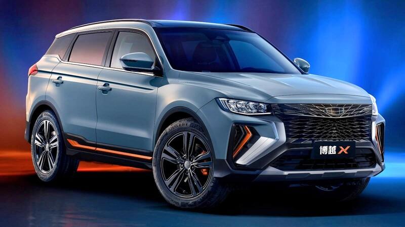 Geely Boyue X 2022, actualización para la SUV global de la marca china