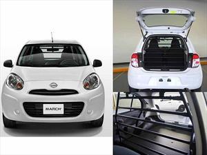 Nissan March Cargo 2016 llega a México desde $130,400 pesos