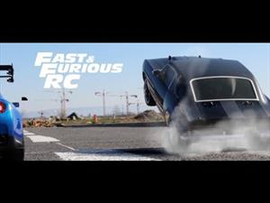 Video: Fast & Furious RC, acción sin precedentes