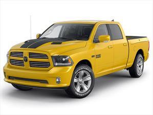 Ram 1500 Stinger Yellow Sport tiene un precio inicial de $43,145 dólares