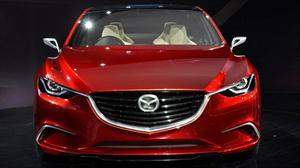 Mazda Takeri Concept: El nuevo Mazda6 2013