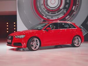 Audi A3 Sportback se presenta en el Salón de París