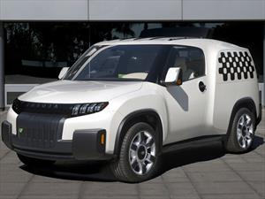 Toyota U-squared Urban Utility Concept debuta