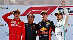 F1 GP de Austria 2019: Verstappen épico