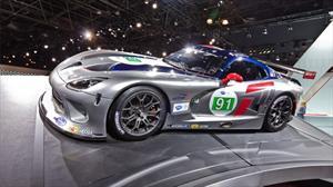 SRT Viper GTS-R 2013 debuta en Nueva York