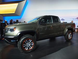 Chevrolet Colorado ZR2 Concept, un pick up extremo