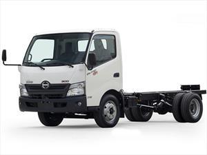 HINO Dutro 300, camión para el trabajo urbano