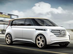 Volkswagen BUDD-e, el Microbus del Siglo XXI