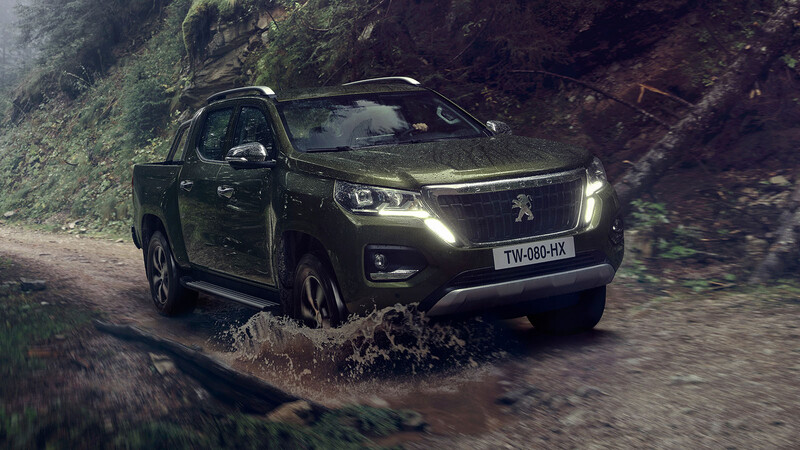 Peugeot Landtrek 2021 debuta en la región
