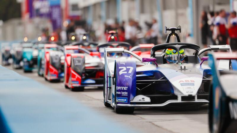 Fórmula E 2021: los autos eléctricos regresarían a Chile