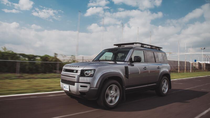 Probamos el Land Rover Defender 2021 por adelantado