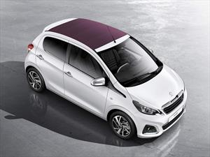Peugeot 108 2015 se presenta