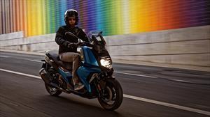 BMW Motorrad C400X, un nuevo scooter