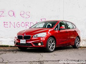 Manejamos el BMW Serie 2 Active Tourer 2016