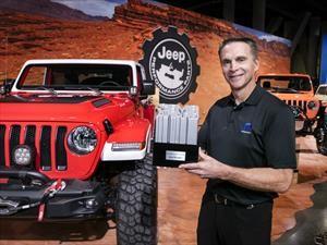 Jeep Wrangler es votado el Mejor SUV del SEMA Show 2018