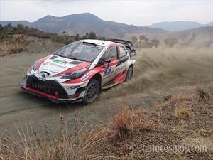 WRC 2017: Toyota quiere seguir por buen camino