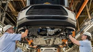 Chevrolet Tracker 2021 ya está en las líneas de producción