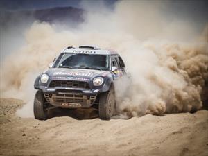 MINI triunfa en el Rally Dakar 2015