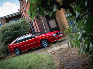 A subasta el Audi Quattro de Nigel Mansell