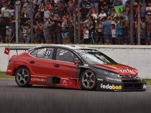 STC2000: Citroën debutó con una victoria en Buenos Aires