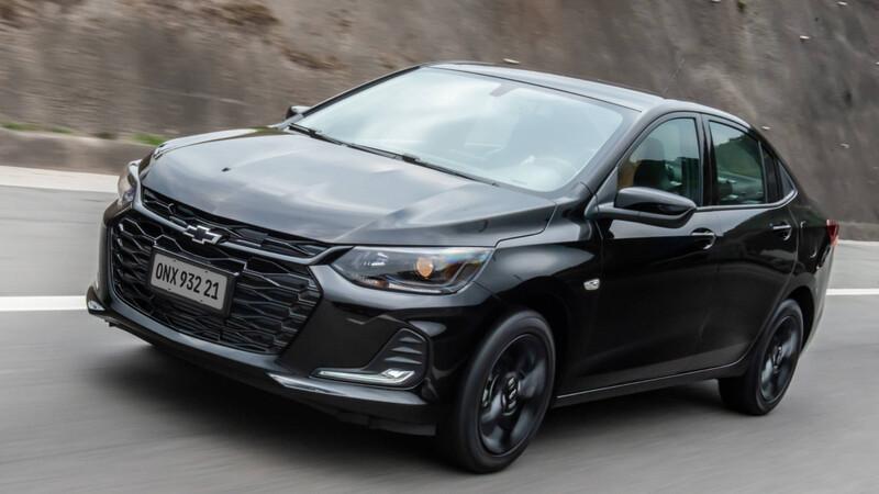 Chevrolet Onix Midnight: el sedán se viste de negro