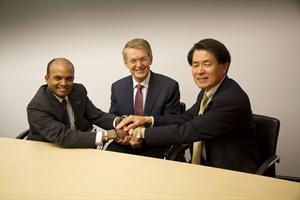 Renault-Nissan, Daimler y Ford producirán vehículos a hidrógeno