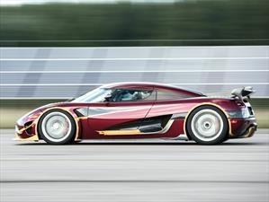 Koenigsegg Agera RS rompe el récord de aceleración y frenado del Bugatti Chiron