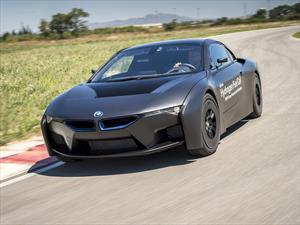 BMW pone a prueba el i8 Hydrogen Fuel Cell Concept