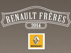 Se celebra el 5º Renault Frères en México