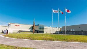 Toyota inaugura su segunda planta de manufactura en México