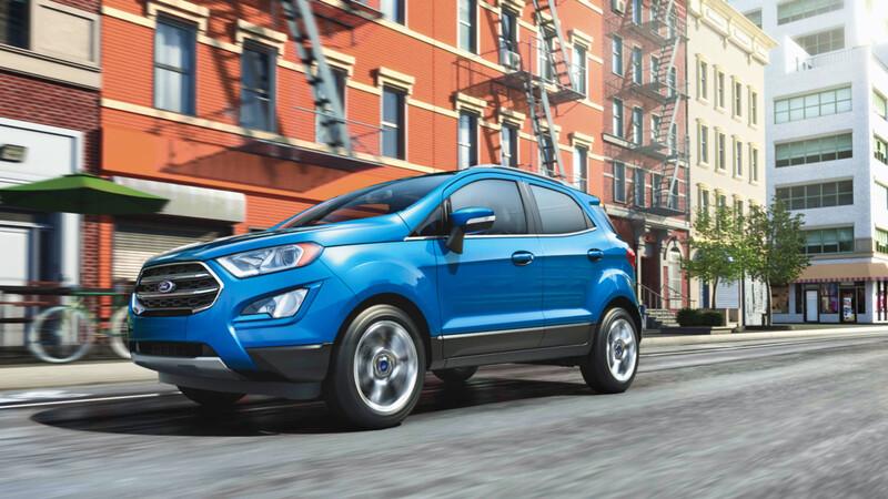 Ford Ecosport vuelve a Argentina desde la India
