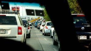 Cuáles fueron las ciudades de México con más tráfico vehicular durante 2019