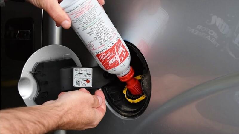Qué ventajas tiene poner aditivo a la gasolina del automóvil