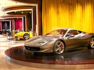 Cierra el distribuidor de Ferrari en Las Vegas