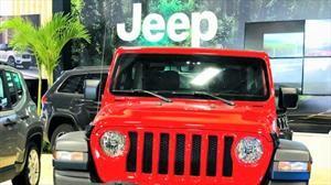 Jeep Wrangler gana su décimo premio consecutivo como '4x4 / SUV del año'